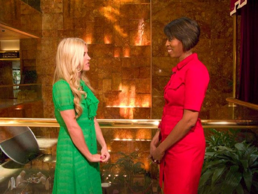 Top New York City Interior Designer Cathy Hobbs interviews Socialite Tinsley Mortimer for NY Residential