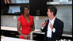 Metro Residential Co-Host Cathy Hobbs tours Manhattan's Greenest Townhouse
