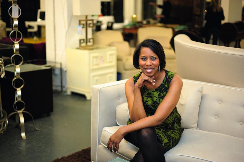 Celebrity Interior Designer/Stager Cathy Hobbs Teaches