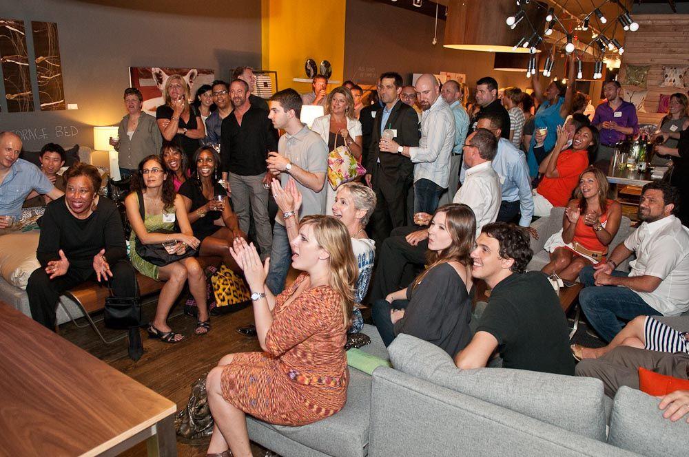 Behind the scenes season 6 finalist cathy hobbs screening for Teich design new york