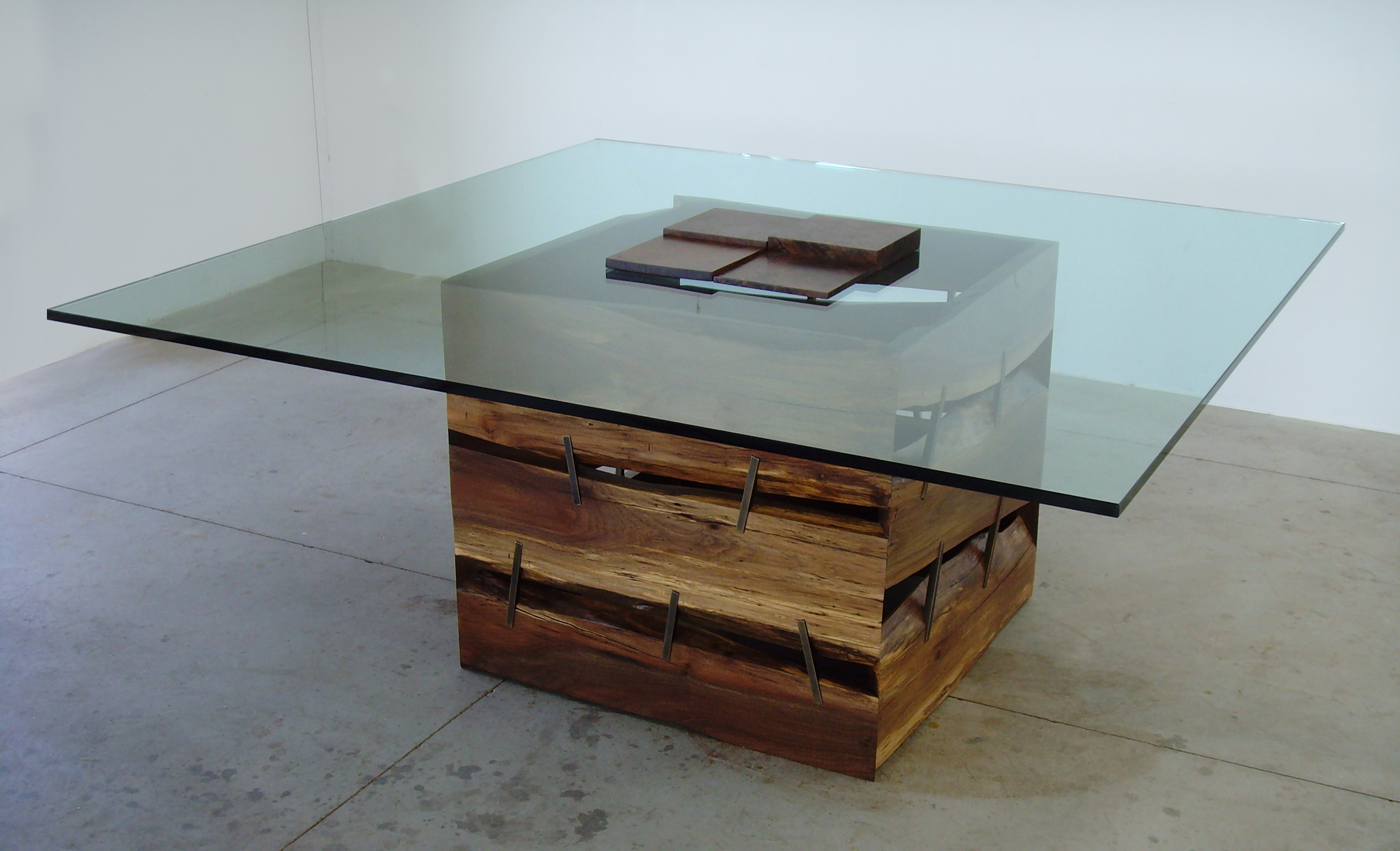 table recycled materials. Desert Living Today Features Modern Design Picks From HGTV Star Finalist, Celebrity Interior Designer Cathy Hobbs, ASID,LEED AP, NYC Home Stager/ Table Recycled Materials M