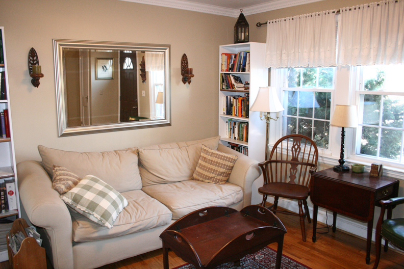 Arlington virginia home staging course taught by celebrity - Hgtv before and after living rooms ...