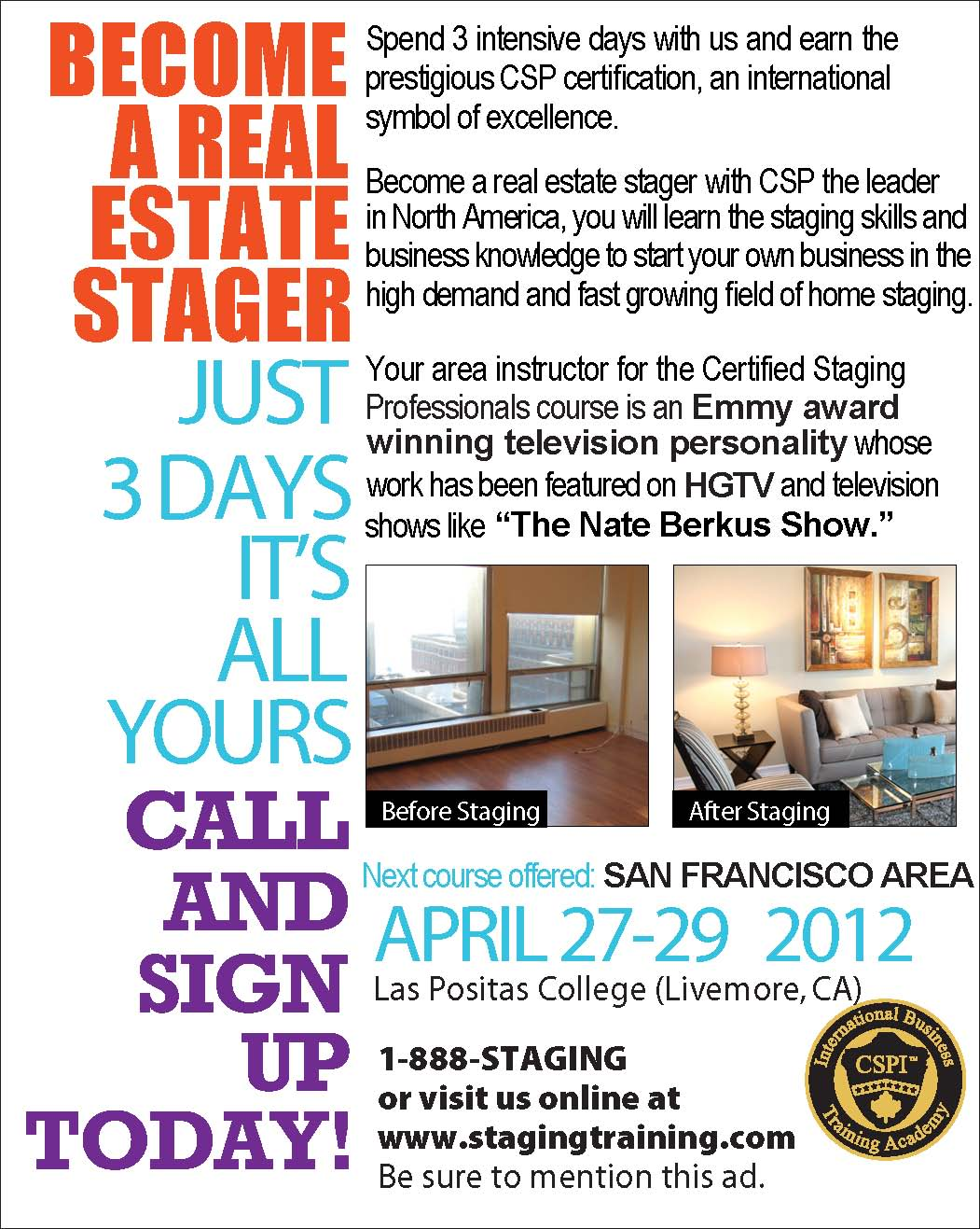 Home Staging Training Cathy Hobbs Blog Design Recipes
