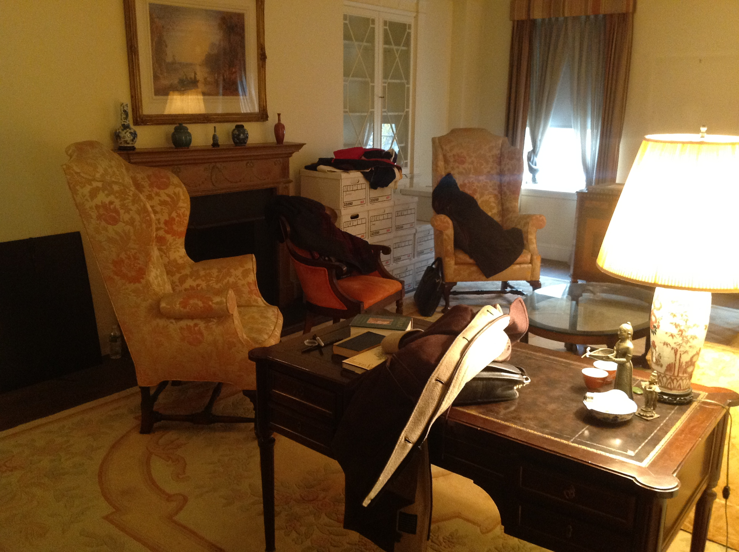 Celebrity nyc interior designer cathy hobbs of hgtv design - Hgtv before and after living rooms ...