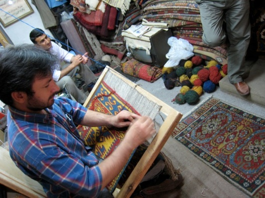Superb craftsmanship is a big part of what you will find in Turkey