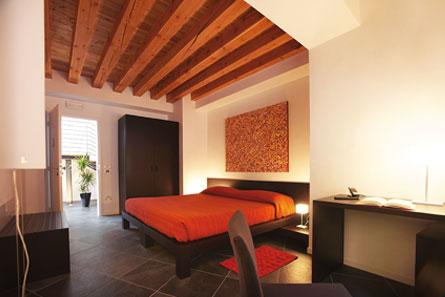 The Ca Pozzo Inn in Venice, Italy