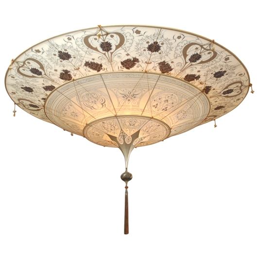 Light Fixture From The Venetian Lighting Company: FORTUNY