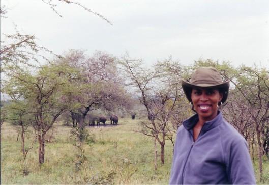 INTERIOR DESIGNER IN TANZANIA, AFRICA (LAKE MANYARA)