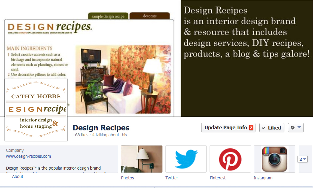 Affordable Design Ideas Cathy Hobbs Blog Design Recipes
