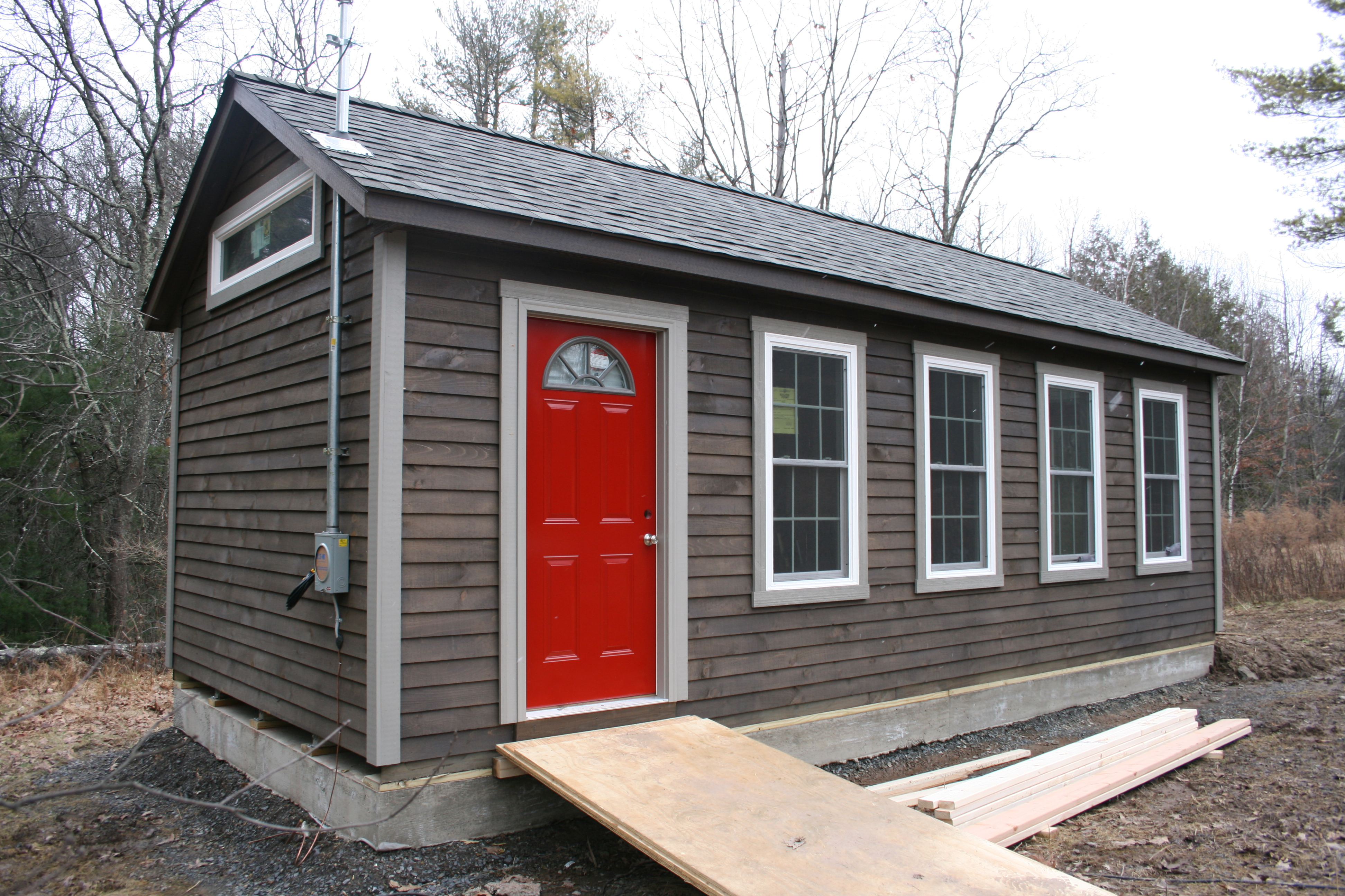 301 moved permanently for Amish built sheds